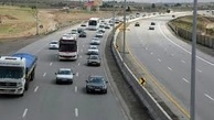 تردد در همه محورهای کشور روان است