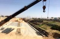 پیشرفت ۷۵ درصدی اجرای پروژه زیرگذر شهرک صنعتی بهاران در استان همدان