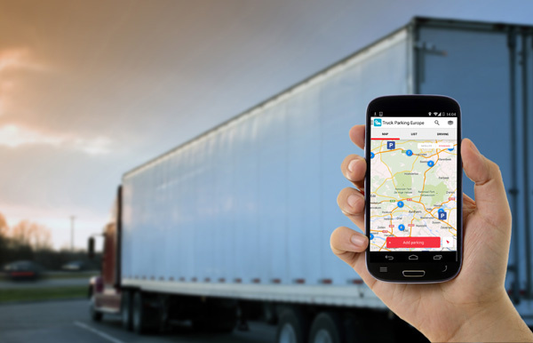 Truck Parking Europe system expands with first pan-European reservation platform