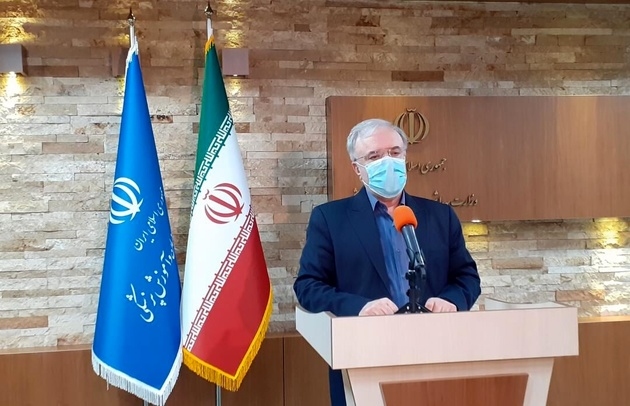 مرگهای ناشی از کرونا دو رقمی شد/ورود ویروس انگلیسی به ایران تایید شد