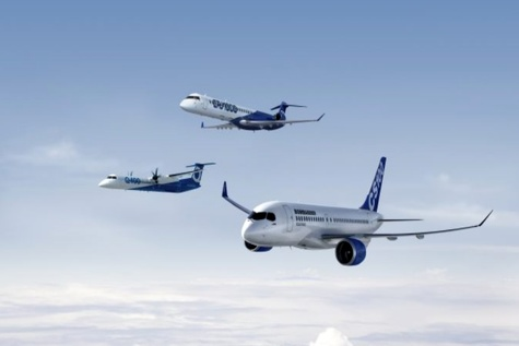 Bombardier Predicts Latin America's 60-to-150-seat Aircraft Fleet Will Double