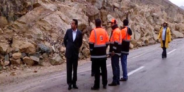 بهرهبرداری از 4 کیلومتر جاده یاسوج-شیراز در دهه فجر امسال