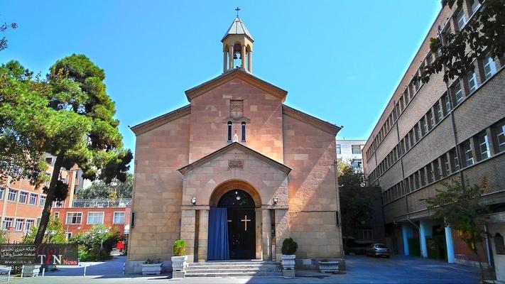 کلیساهای تهران