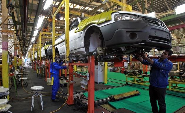 کاهش 38درصدی تولید وانت در ایران