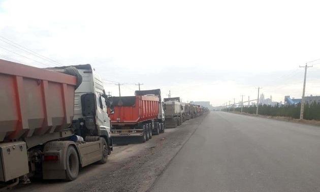 ابراز نگرانی نسبت به تردد کامیون ها و خیز خطرناک کرونا در جنوب کرمان