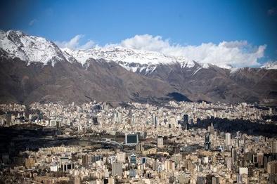هوای ١۶ شهر بزرگ کشور پاک است